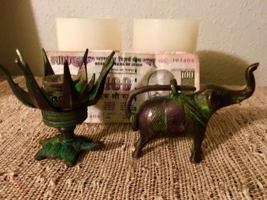 Tibetan brass gifts